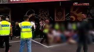 350 foreigners picked up in joint operation at Nilai 3