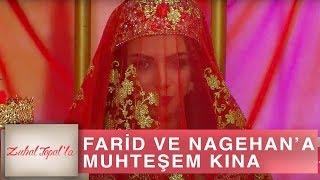 Zuhal Topal'la 216. Bölüm (HD) | Nagehan ve Farid'in Canlı Yayında Muhteşem Kına Töreni