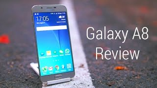 Samsung Galaxy A8 Review!