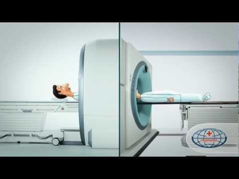 Проведе� ие диаг� остических исследова� ий КТ и МРТ