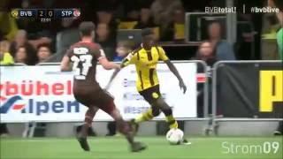 Les débuts fracassants d'Ousmane Dembélé avec le Borussia Dortmund