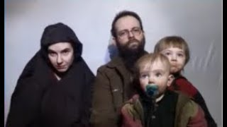 American Woman And Canadian Husband Have Been Freed From Taliban Captivity After 5 Years