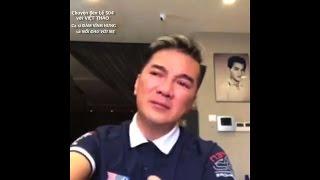 MC VIET THAO- CBL(504)- Ca sĩ ĐÀM VĨNH HƯNG và NỖI ĐAU VỚI MẸ- December 14, 2016.