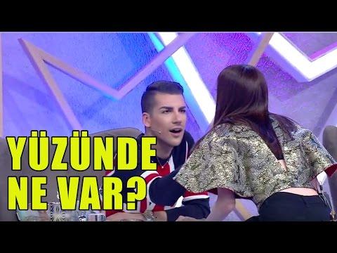 Aleyna Eroğlu'nun Yüzünde Ne Var?