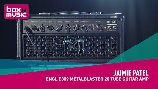 ENGL E309 Metalblaster 20 tube guitar amp head - Review