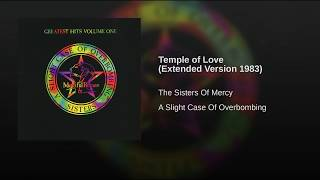 Temple of Love (Extended Version 1983)