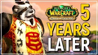 World of Warcraft: Mists of Pandaria... 5 Years Later | Part 1: The Beginning