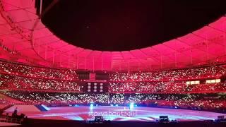 170830 Closing Ceremony 29th SEA Games 2017 | Ella - Gemilang