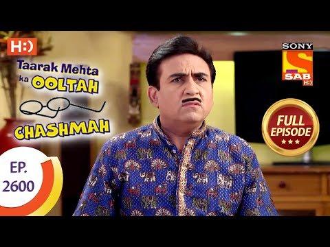 Xxx Mp4 Taarak Mehta Ka Ooltah Chashmah Ep 2600 Full Episode 13th November 2018 3gp Sex