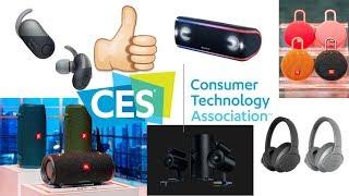 CES 2018 Top Picks - JBL Xtreme 2 Audio, Technica QuietPoint Headphones And More!