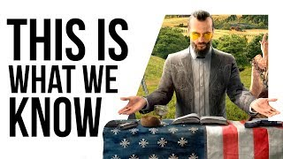 What should you expect from Far Cry 5?