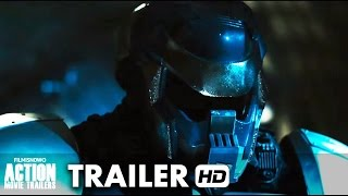 WEAPONIZED Official Trailer - Sci-Fi Actioner [HD]