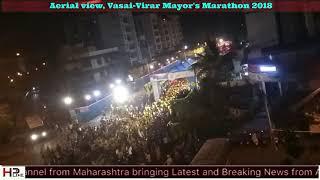 Aerial view, Vasai-Virar Mayor