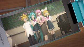 Short Story Movie Vocaloid-Sekiranun Graffiti【Op. Project DIVA Extend】【Subtitle Indonesia】