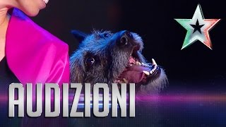 Lezione di flamenco con Lusy e Deril | Italia's Got Talent 2015