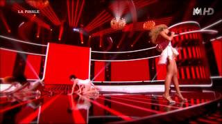 Beyoncé - Run The World (Girls) / X Factor France 2011