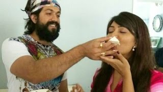 Radhika Pandit Birthday Celebration Video | ರಾಧಿಕಾ ಪಂಡಿತ್ ಹುಟ್ಟುಹಬ್ಬ |
