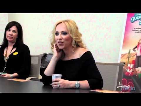 Xxx Mp4 Leigh Allyn Baker Interview Good Luck Charlie It S Christmas 3gp Sex