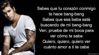 Justin Bieber - Despacito Lyrics On Screen ft.Luis Fonsi VEVO Daddy Yankee