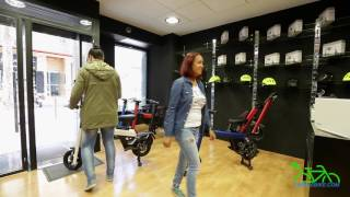 Alquiler scooter Swep Ebike
