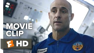 Approaching the Unknown Movie CLIP - Furthest From Home (2016) - Mark Strong Sci-Fi Movie HD