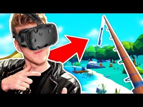 FISHING IN VR Crazy Fishing