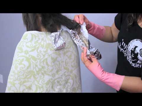 Como decolorar el cabello y pintar con fantasía How to Bleach and Dye Your Hair Fantasy Colors