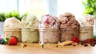 5 EASY Ice Cream Recipes!   SOOOOO GOOD!!!