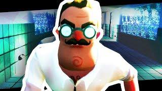 DOCTOR HELLO NEIGHBOR!!! (Hello Neighbor Mods)