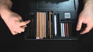 Faber-Castell Pitt Monochrome 25