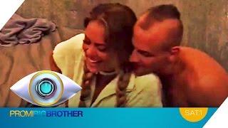 ENDLICH ALLEIN: Jessi Paszka und Frank Stäbler | Promi Big Brother 2016 | SAT.1