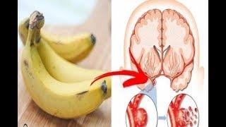 هذا ما يحدث لقلبكم، لدماغكم ولوزنكم، إذا أكلتم 3 موزات في اليوم!