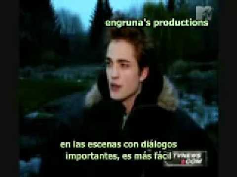 MTV Entrevista a Rob Pattinson (Subtitulado al Español)