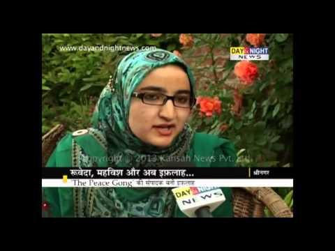 Kashmiri Girl becomes Editor of Global Children's Newspaper