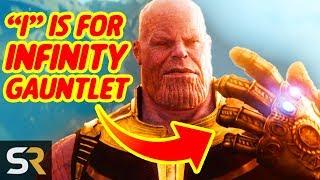 The ABC's of Marvel's Infinity Stones