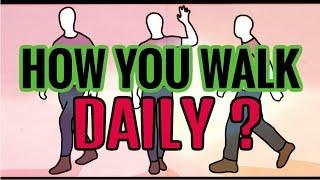 Health Tips | Walk Manly | Telugu Health Tips | Health Tips In Telugu | by Desi bharath Channel