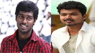 Vijay & Atlee movie name is Kaaki | Vijay 59 | Hot Tamil Cinema News