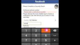 How to verify Facebook account with Photo Verification 100% Working