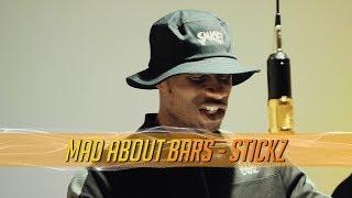 Stickz - Mad About Bars w/ Kenny Allstar [S3.E21]   @MixtapeMadness