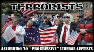 USA Democrat DNC Party declare White Caucasian Race are Terrorists November 2018 News