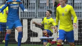FIFA 16 16  كيف تشق الشبكه في فيفا