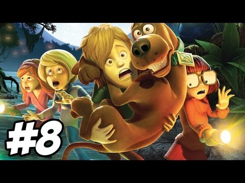 Scooby Doo and the Spooky Swamp Walkthrough Episode 2 Part 8 PS2 Wii