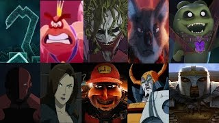 Defeats Of My Favorite Animated Non Disney Movie Villains Part 20