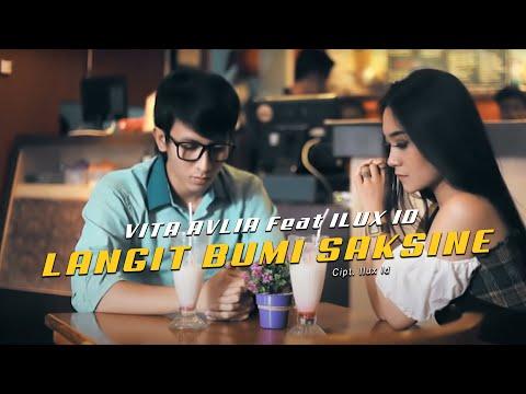 VITA ALVIA feat ILUX - LANGIT BUMI SAKSINE NEW 2018 (OFFICIAL VIDEO)