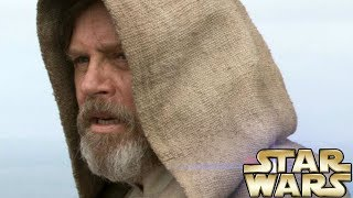 Luke Skywalker's NEW Force Power Revealed! – Star Wars The Last Jedi