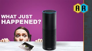 Alexa Finally Talks - Never ASK ALEXA These Questions (EXTREMELY TERRIFYING)