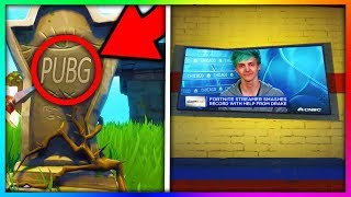 8 Hidden Fortnite Easter Eggs YOU HAVEN