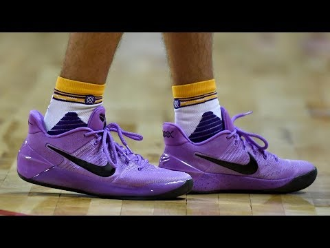 Lonzo Ball Ditches BBB for Nike?