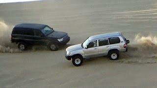 تطعيس في العديد 11/11/2016  - Dune Bashing in Qatar