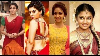 Top 10 Actress Tamil 2016 (கனவு கன்னி 2016)